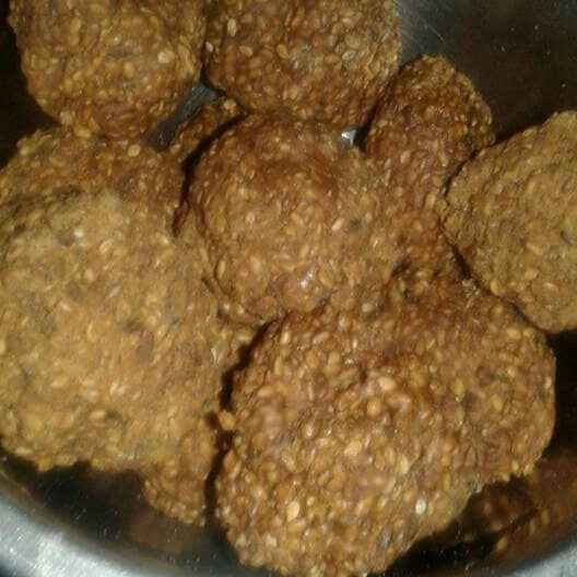 Photo of Sesame Jaggery Ladoo by Sonu bedi(son)  at BetterButter