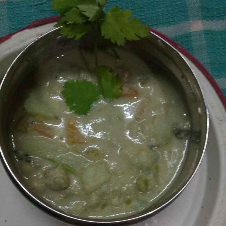 Photo of White vegetable kuruma.... by Sony Karthik at BetterButter