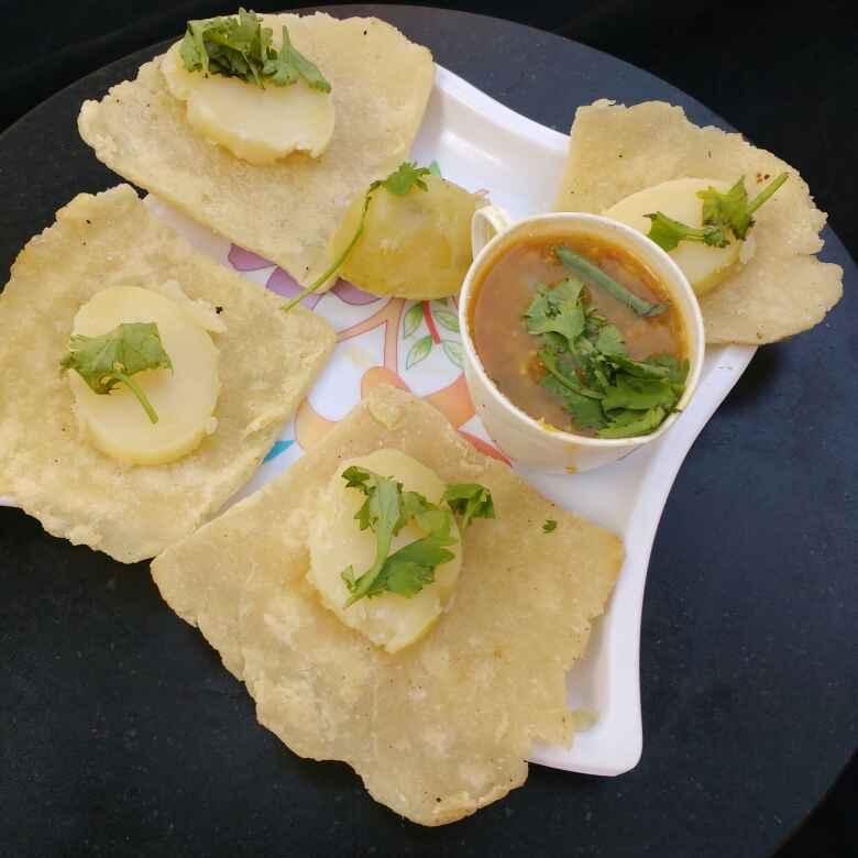 Photo of Potato Maida Rotti by Sony Karthik at BetterButter
