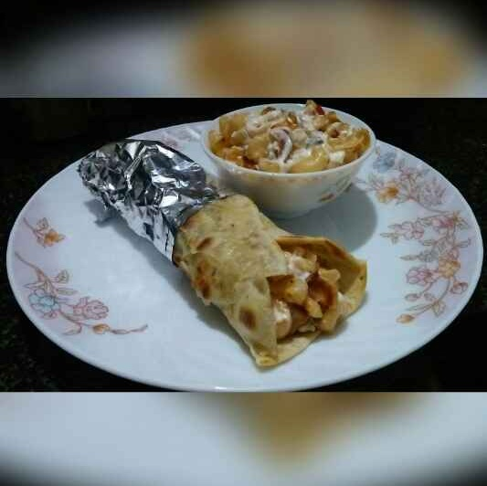 Photo of Pasta Wrap by Soumi Sarkar at BetterButter