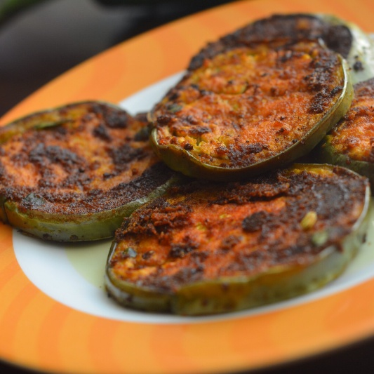 How to make Eggplant Fry