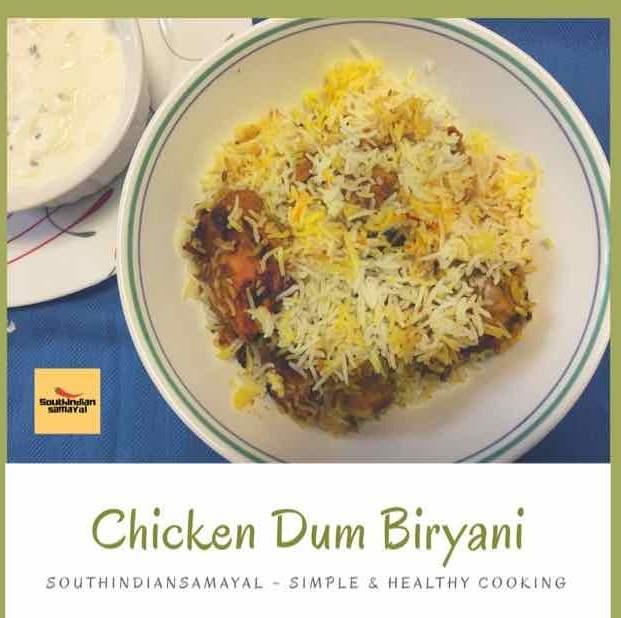 How to make Hyderabadi Chicken Dum Biryani