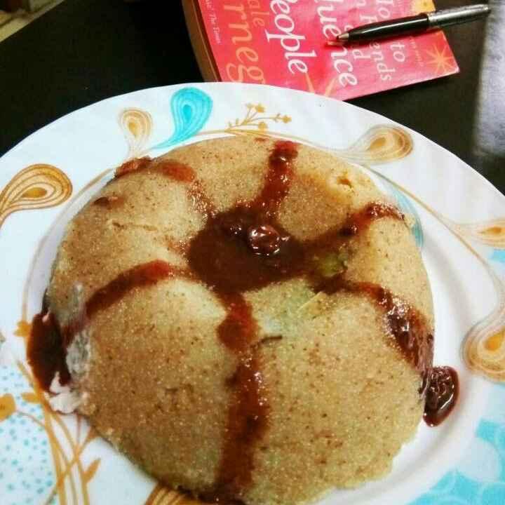 How to make সুজির কেক