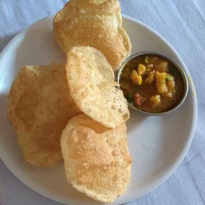 How to make লুচি তরকারি