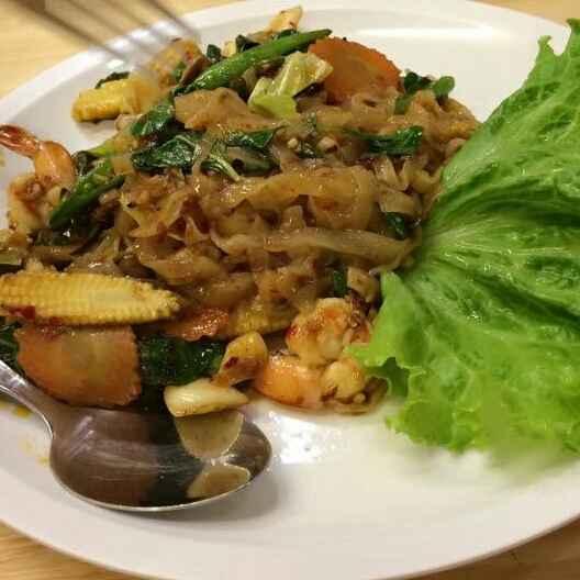 How to make থাই নুডুলস