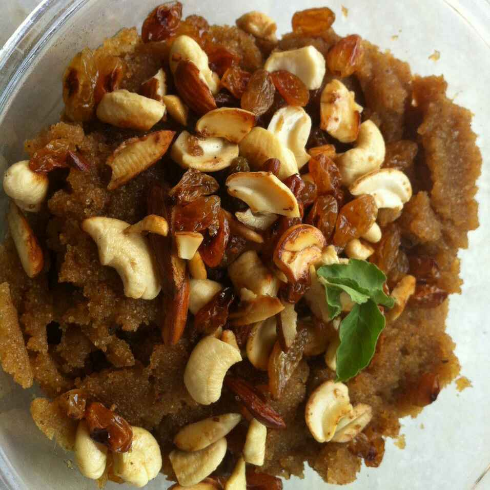 How to make সুজির হালুয়া