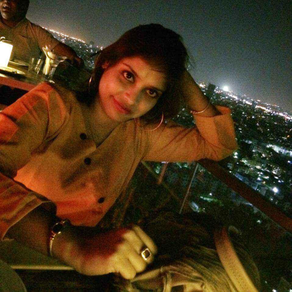 Paramita Chatterjee food blogger