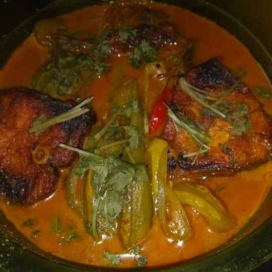 Photo of Patol Katlar Jhol by Paramita Chatterjee at BetterButter