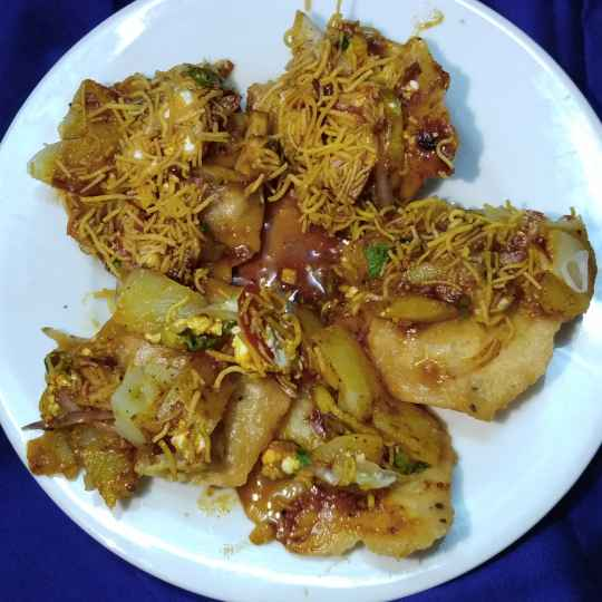 Photo of Papri Chat by Paramita Chatterjee at BetterButter