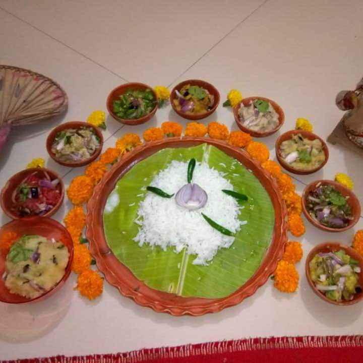 Photo of Panta Vat Vorta by Paramita Chatterjee at BetterButter
