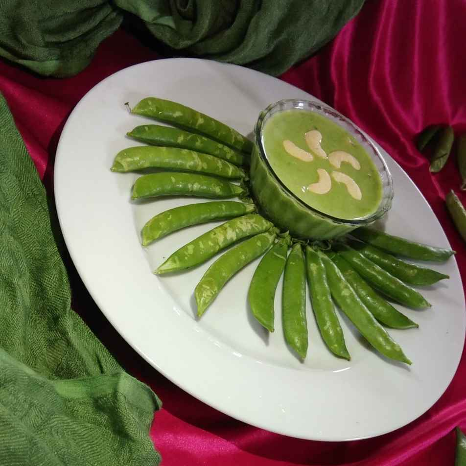 Photo of Green Peas Kheer by Paramita Chatterjee at BetterButter