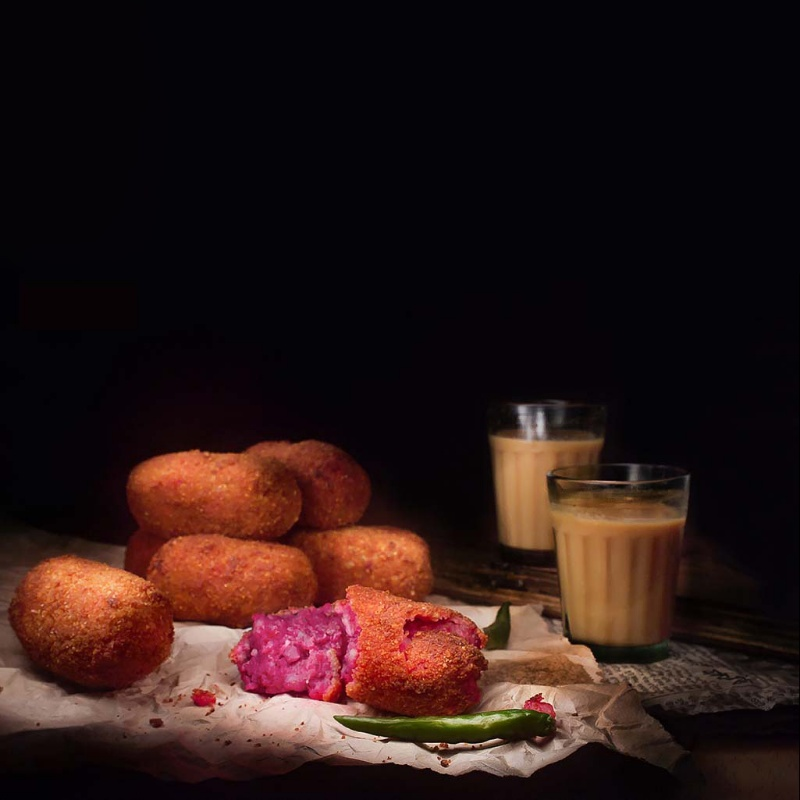 Photo of Beetroot Chops by Souvik Mukherjee at BetterButter