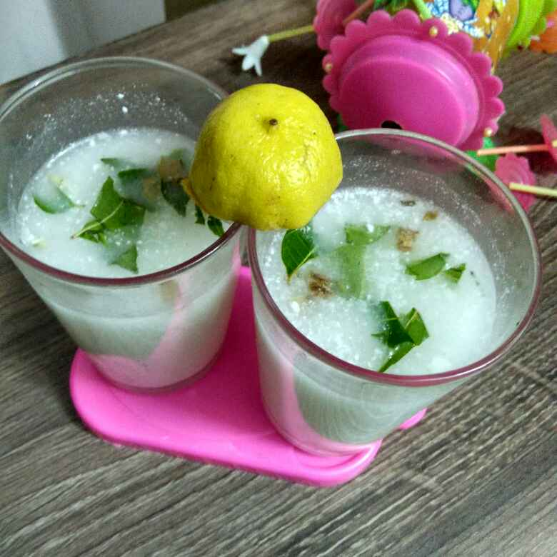How to make Summer buttermilk
