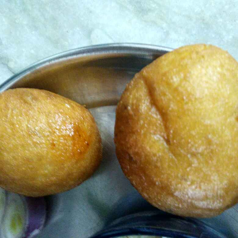How to make Curd Mysore bajjis