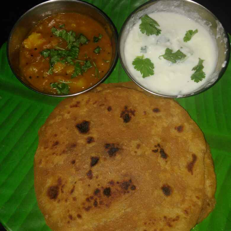 Photo of Radish chappathi by Sowmiya Sowmiya at BetterButter
