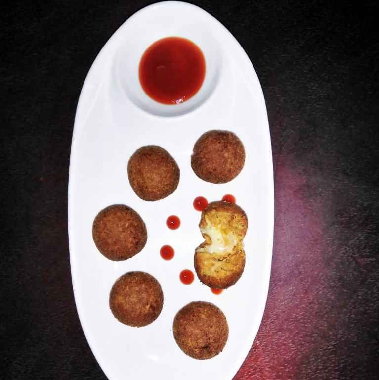 Photo of Cheesy sorakkai balls by sowmya shriram at BetterButter