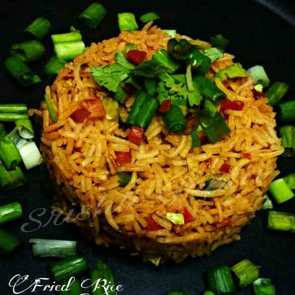 Photo of Fried rice by Srashti Gupta at BetterButter