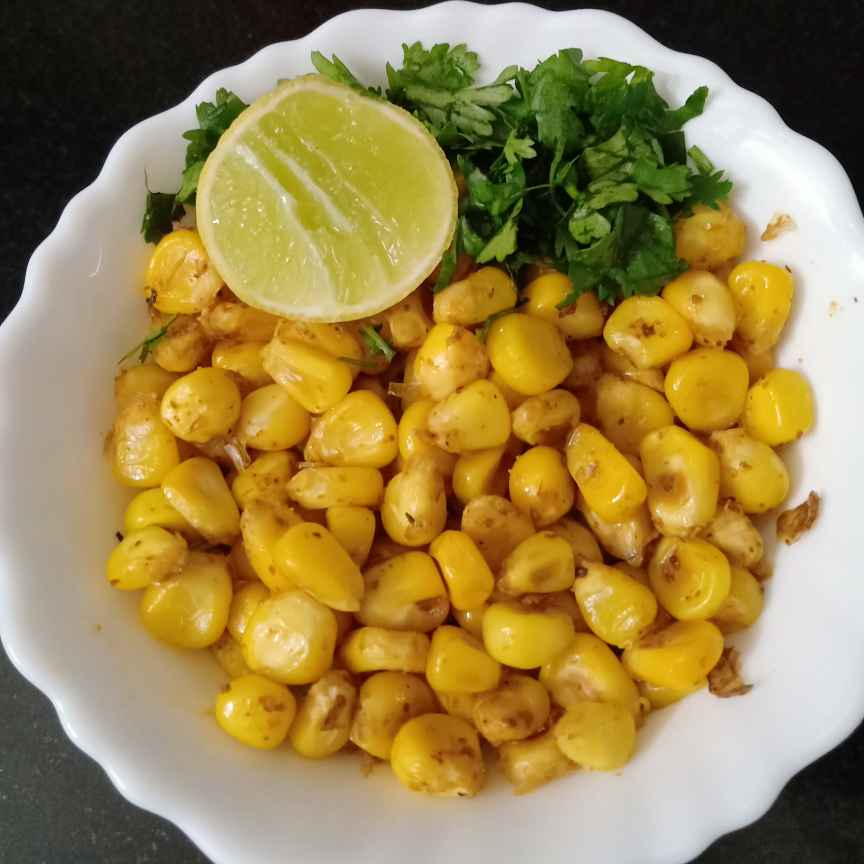 Photo of Corn stir fry by sravanthi komaravelli at BetterButter