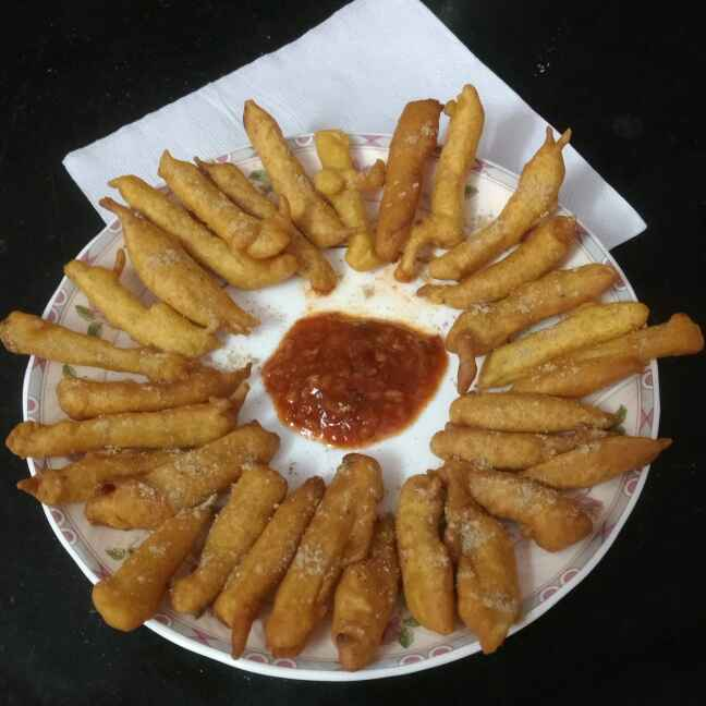 How to make Aloo Fingers