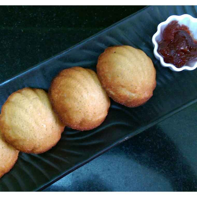 How to make Madeleines