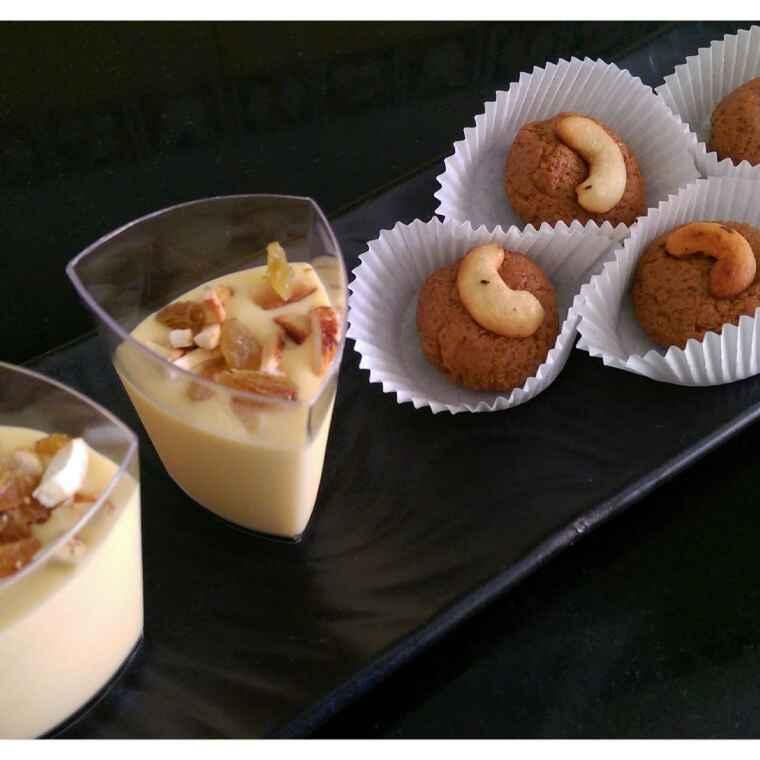 How to make Mango rabdi & Mawa Peda