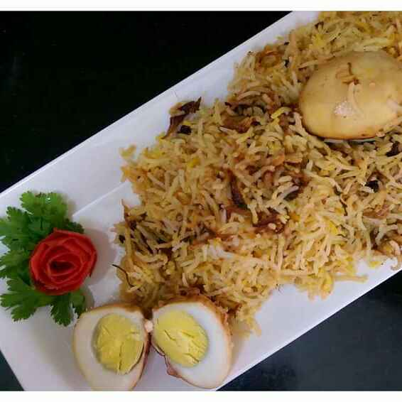 How to make Egg Biryani