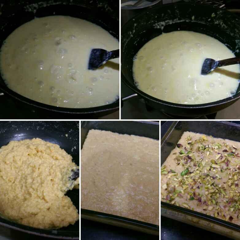 How to make Kalakand