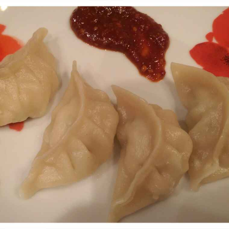 How to make Chicken Momos