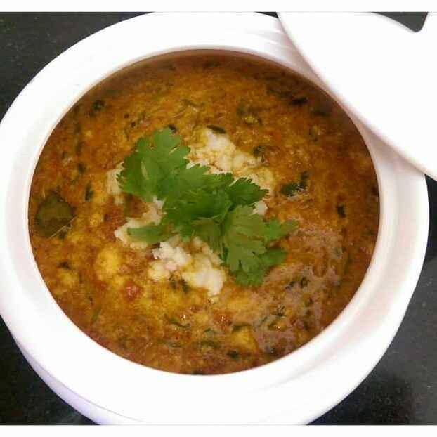 How to make Paneer bhurji curry