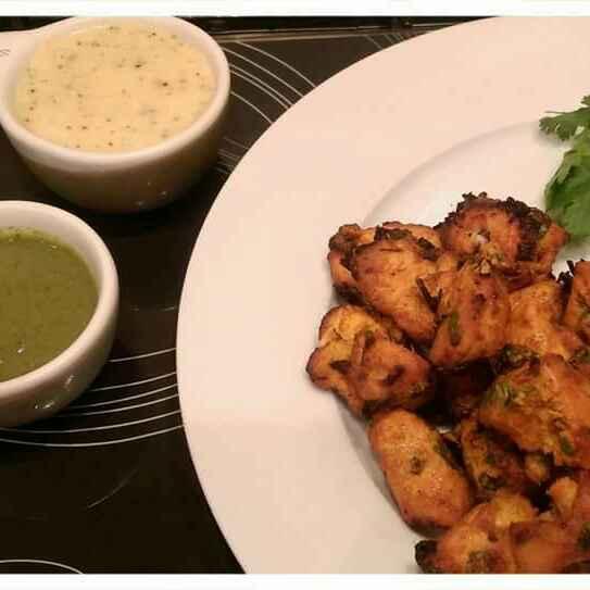 Photo of Chicken tikka by Sreemoyee Bhattacharjee at BetterButter