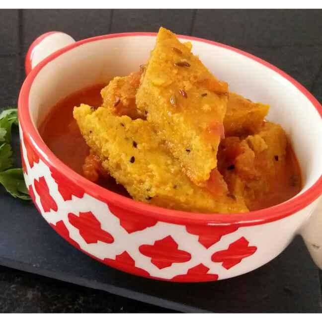 How to make Dhokar dalna