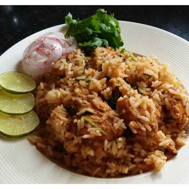 Photo of Chicken pulao by Sreemoyee Bhattacharjee at BetterButter