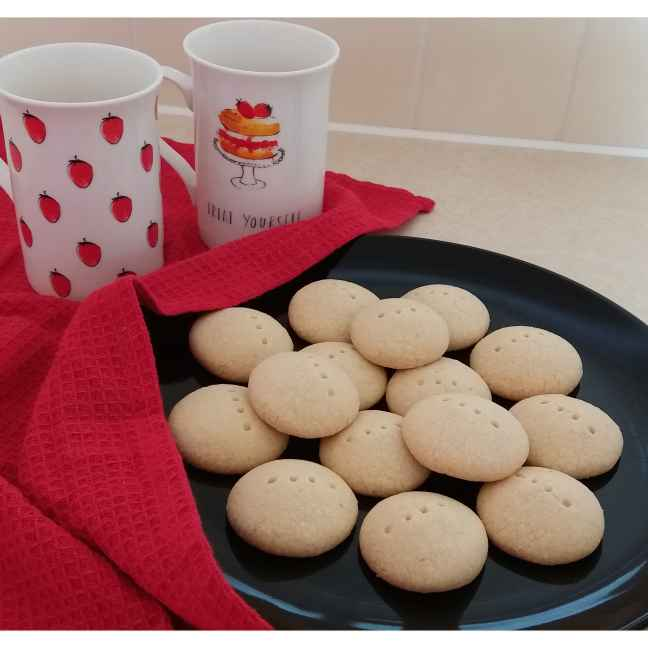 Photo of Cardamom biscuits by Sreemoyee Bhattacharjee at BetterButter