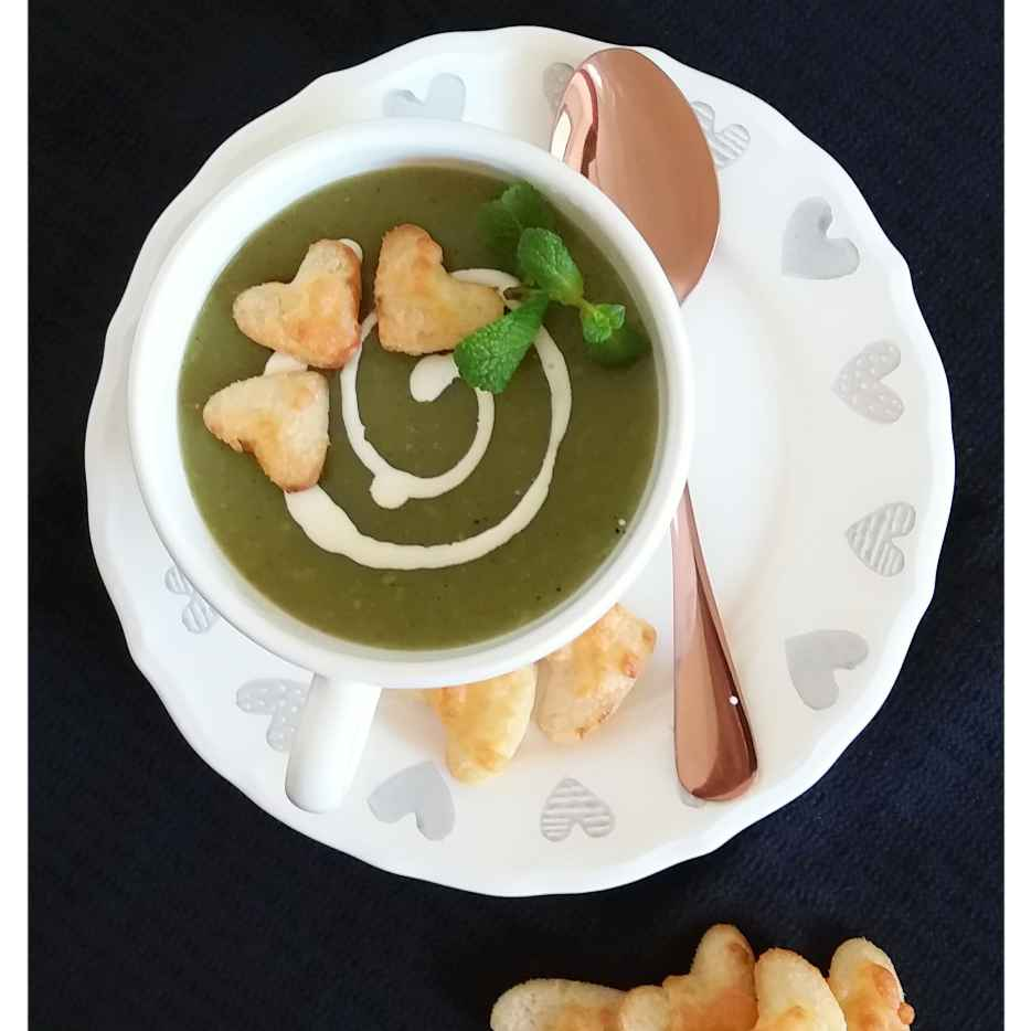 How to make Pea soup