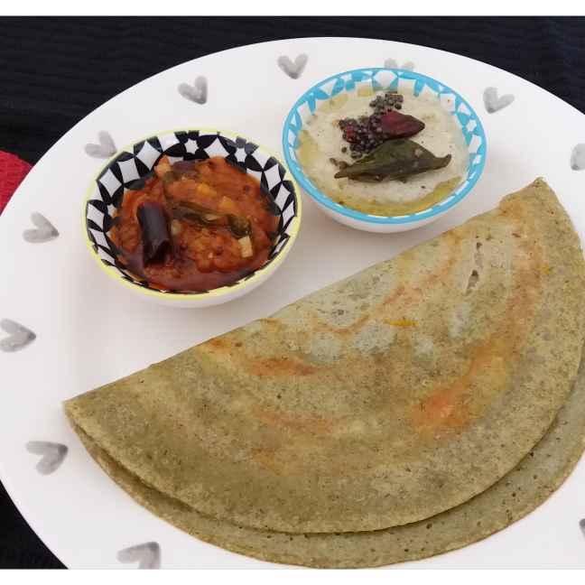 How to make Pesarattu