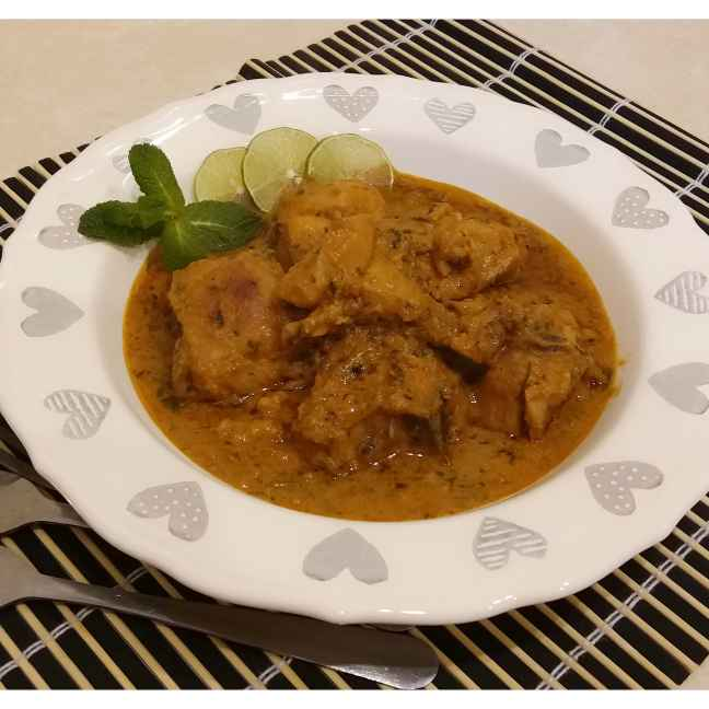 Photo of Methi chicken by Sreemoyee Bhattacharjee at BetterButter