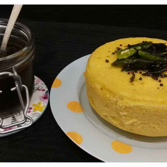Photo of Dhokla by Sreemoyee Bhattacharjee at BetterButter