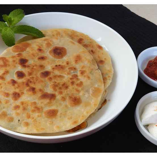 How to make Aloo paratha