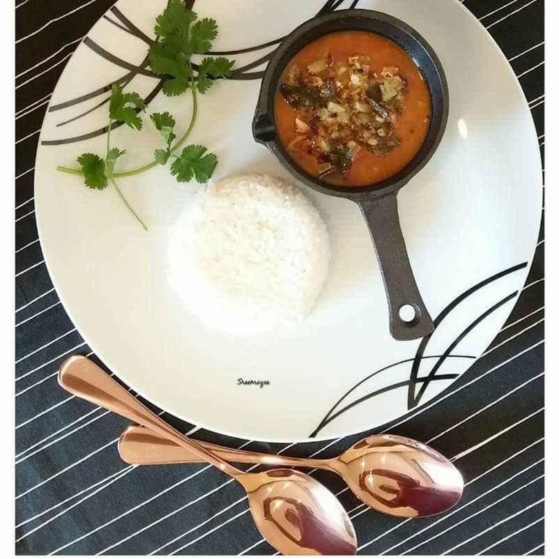 How to make Mango dal