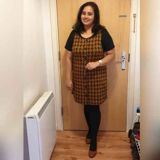 Sreemoyee Bhattacharjee food blogger