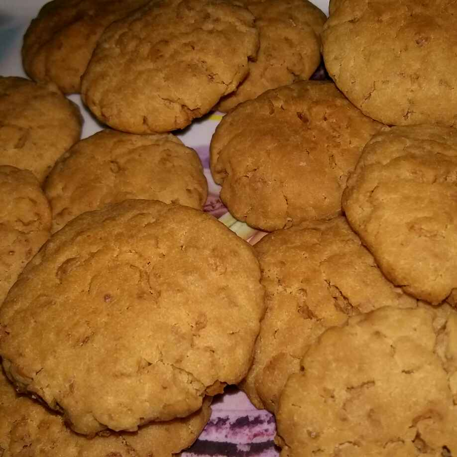 Photo of Honey Cornflakes Cookies by Sreeparna Banerjee Mitra at BetterButter