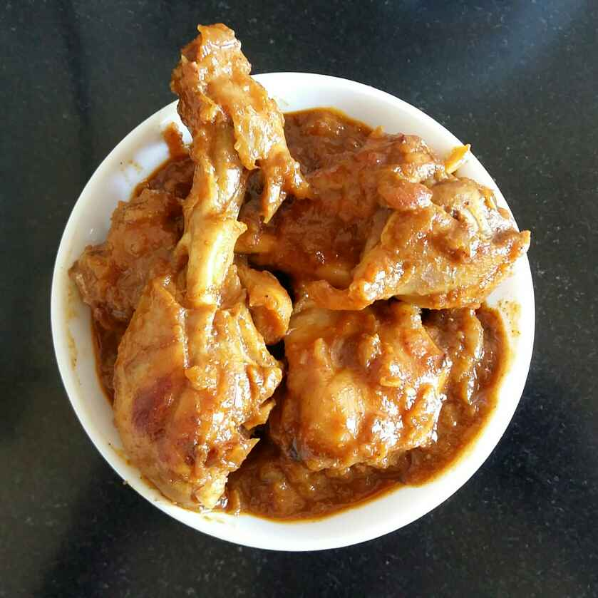 How to make Masala Chicken