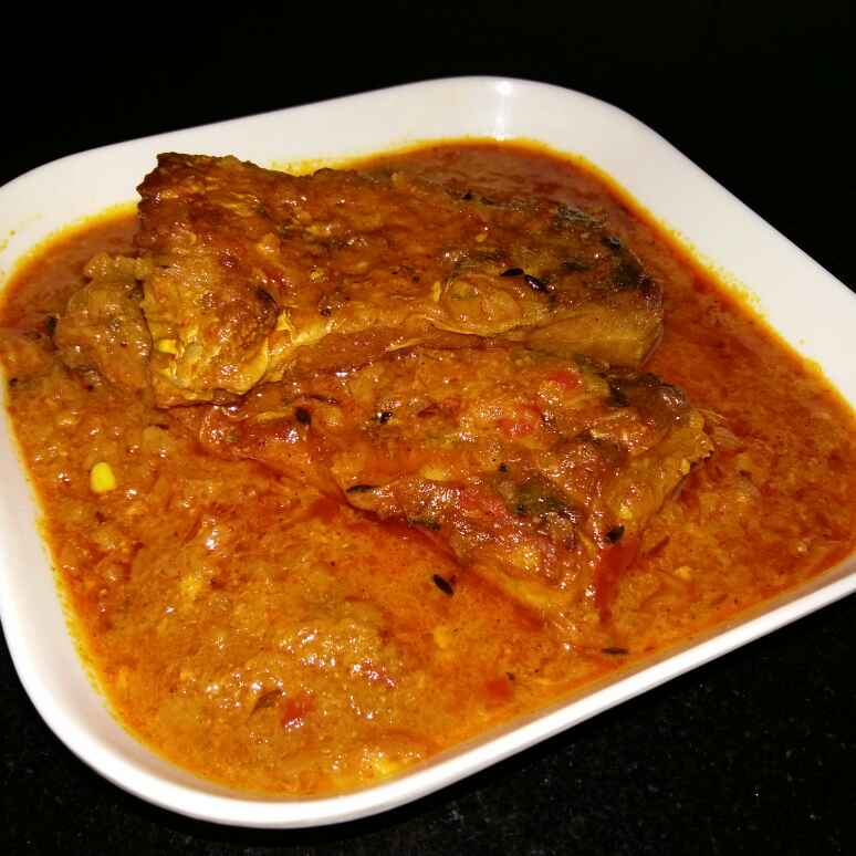 Photo of Katla Fish With Curd by Sreeparna Banerjee Mitra at BetterButter