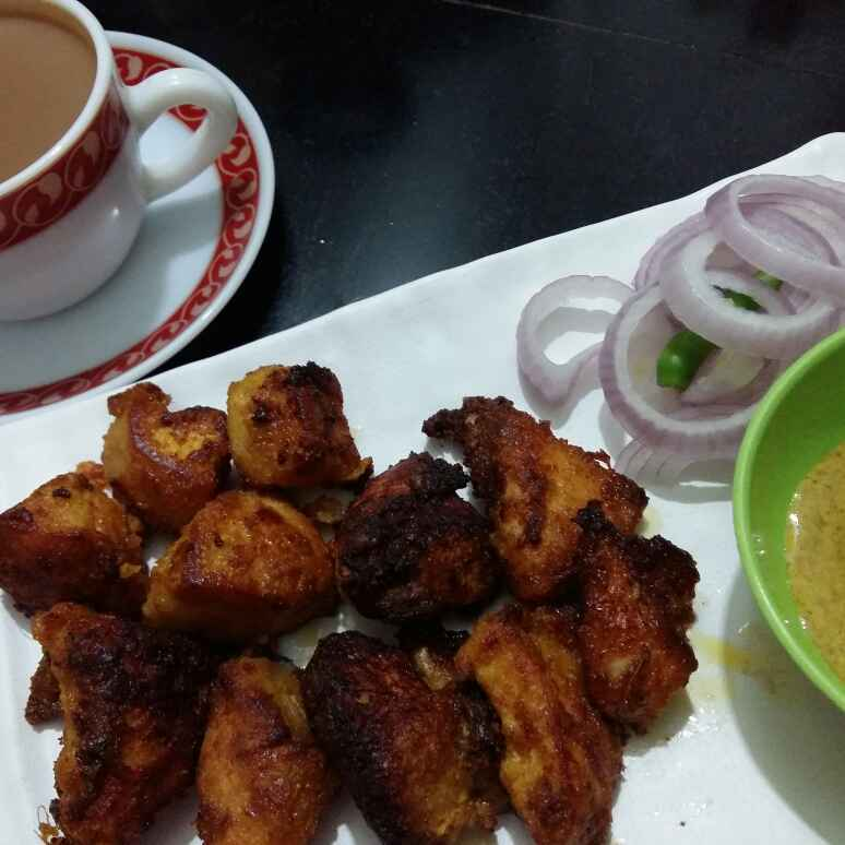 Photo of Chicken Pakora by Sreeparna Banerjee Mitra at BetterButter