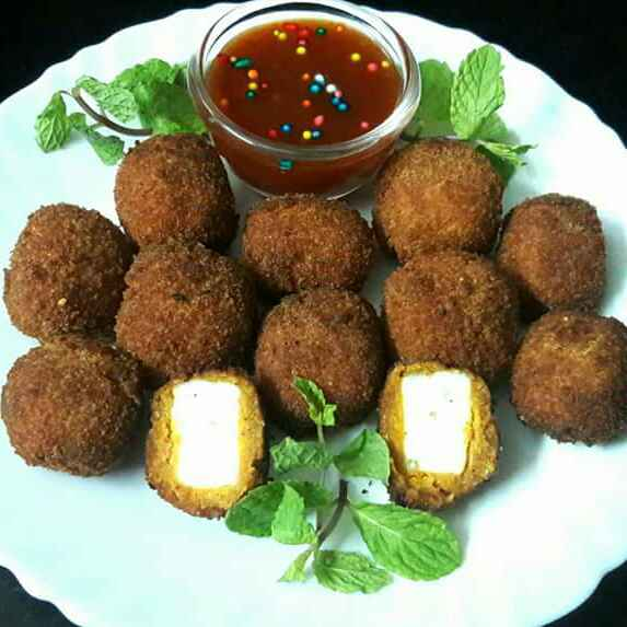 How to make Paneer Poppers