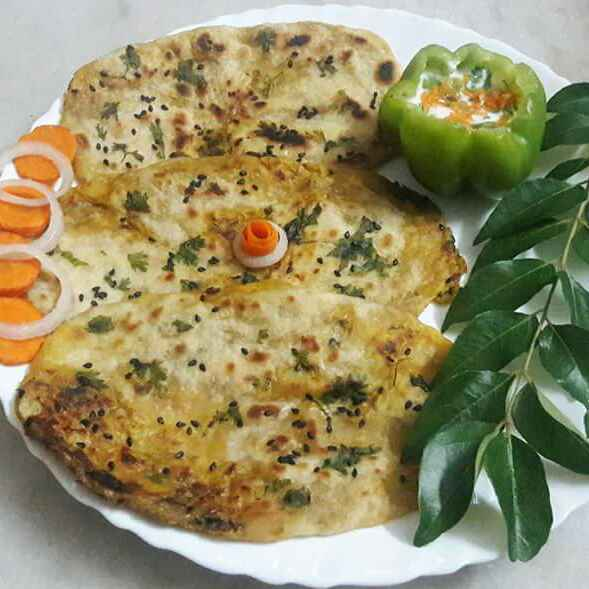 How to make Aloo Kulcha