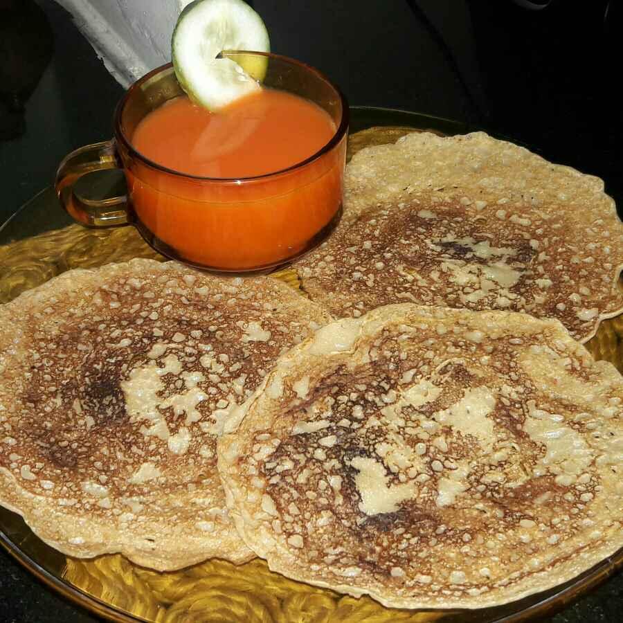 Photo of Jaggery Pancakes by Sri Charani Ravinuthala at BetterButter