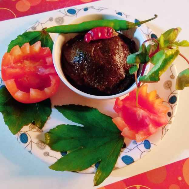 Photo of GONGURA PICKLE by Sridevi Vedantham at BetterButter