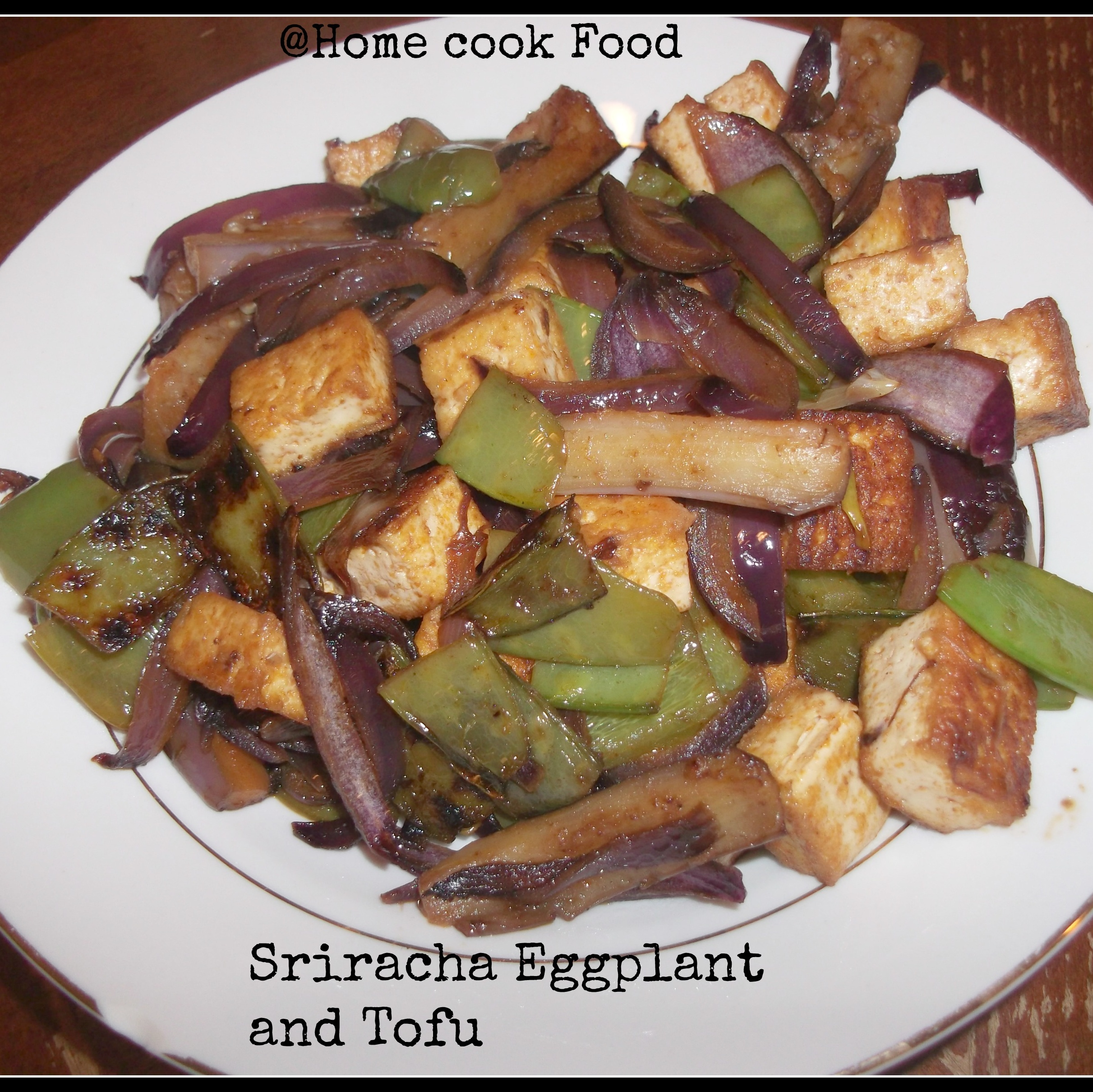 Photo of Sriracha Eggplant and Tofu by Linsy Patel at BetterButter