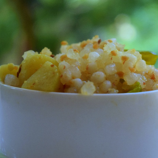 How to make Sabudana Khichidi